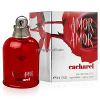 CACHAREL AMOR AMOR EDT SPRAY 50ML Женская парфюмерия (3360373063703)