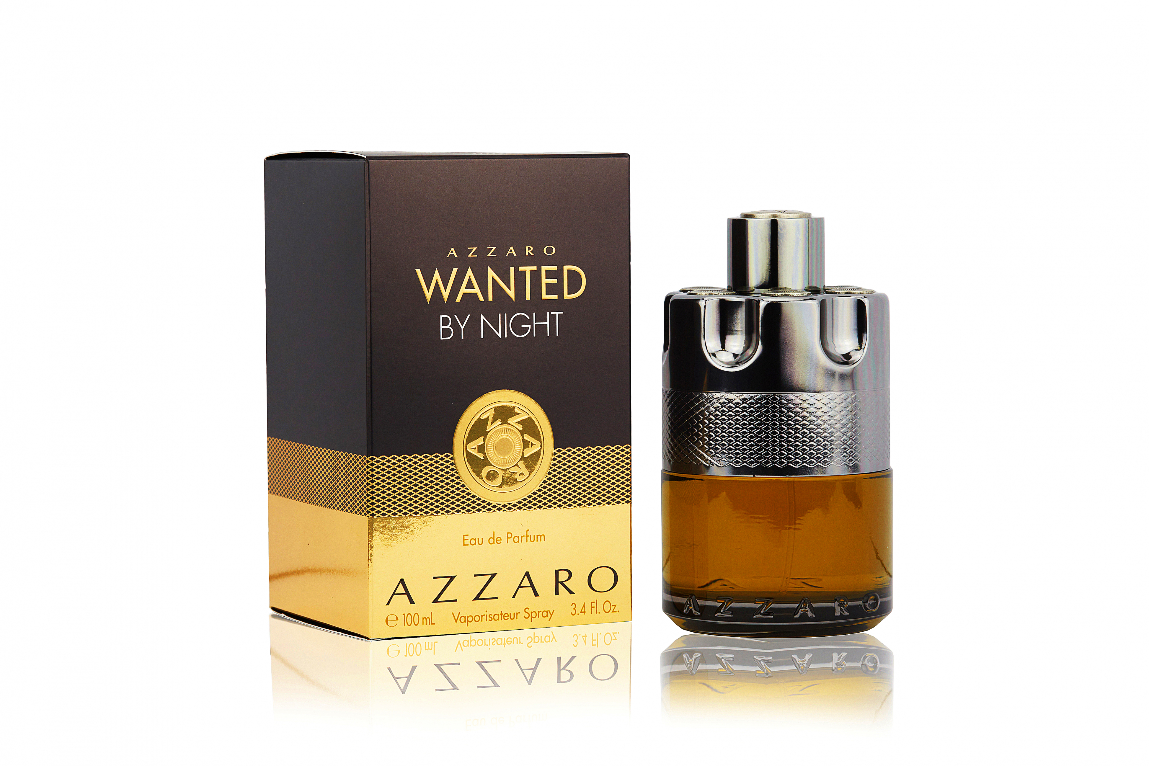 Azzaro Wanted By Night Парфюмированная вода 100 ml  (3351500009848)