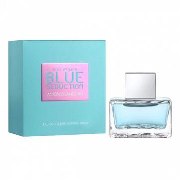 Antonio Banderas Blue Seduction Туалетная вода 30 ml  (8411061689264)