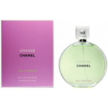 Chanel Chance Eau Fraiche 50 мл Туалетная вода для женщин (3145891364101)