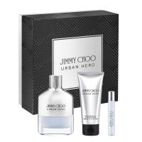 Jimmy Choo Urban Hero Набор (Парфюмированная вода 100 ml + Парфюмированная вода 7.5 ml + Бальзам после бритья 100 ml)