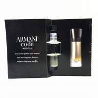 Giorgio Armani Code Absolu Парфюмированная вода 1.5 ml Пробник