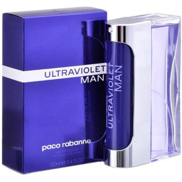 Paco Rabanne Ultraviolet Man Туалетная вода 100 мл Подтекают