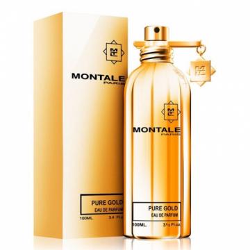 Montale Pure Gold Парфюмированная вода 100 мл Примятые