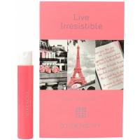 Givenchy Very Irresistible Live Парфюмированная вода 1 мл Пробник Брак Упаковки
