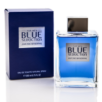 Antonio Banderas Blue Seduction Туалетная вода 200 ml  (8411061737835)