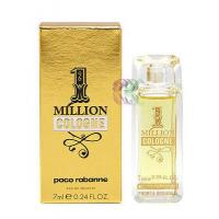 Paco Rabanne One Million Cologne Туалетная вода 7 ml Mini  (3349668530335)