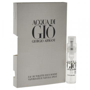 Giorgio Armani Acqua Di Gio Pour Homme Туалетная вода 1.2 ml пробник (3360372729471)