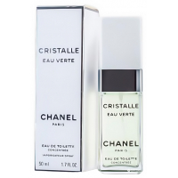 Chanel Cristalle Eau Verte Туалетная вода 50 ml (3145891112504)