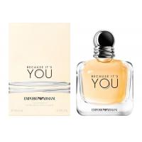 Giorgio Armani Because It's You Парфюмированная вода 50 ml (3605522041004)