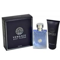 Versace Pour Homme Набор (Туалетная вода 100 ml, Гель для душа 150 ml) (20895)