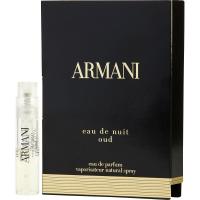 Giorgio Armani Armani Pour Homme Eau De Nuit Oud Парфюмированная вода 1.2 ml пробник