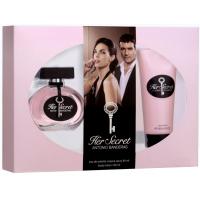 Antonio Banderas Her Secret Набор (Туалетная вода 80+ Лосьон для тела 100)