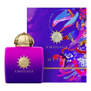 Amouage Myths Woman Парфюмированная вода 100 ml (701666318125)