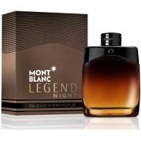 Mont Blanc Legend Night Парфюмированная вода 100 ml  (3386460087940)