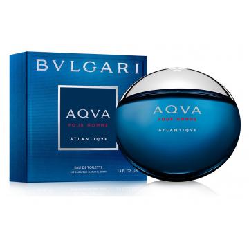 Bvlgari Aqva Atlantiqve Туалетная вода 50 ml  (783320913037)