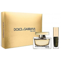 Dolce&Gabbana The One Набор (Парфюмированная вода 50 ml + Лак для ногтей 11 ml) (737052629155)