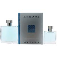 Azzaro Chrome Набор (Туалетная вода 100 ml+ Туалетная вода 30 ml)  (3351500004034)