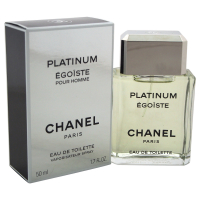Chanel Egoiste Platinum Туалетная вода 50 ml  (3145891244502)
