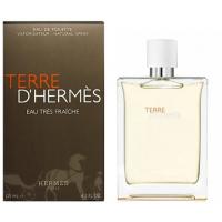Hermes Terre D'hermes Eau Tres Fraiche Туалетная вода 125 ml