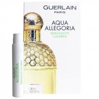 Guerlain Aqua Allegoria Bergamote Calabria Туалетная вода 1 ml пробник