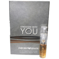 Giorgio Armani Emporio Armani Stronger With You Туалетная вода 1.2 ml пробник (3605522040762)
