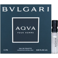 Bvlgari Aqua Marine Туалетная вода 1.5 ml пробник