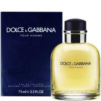Dolce&gabbana Pour Homme Туалетная вода 75 ml (3423473020783)
