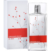 Armand Basi In Red Туалетная вода 50 ml  (8427395940100)