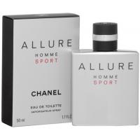 Chanel Allure Homme Sport Туалетная вода 50 ml  (3145891236200)