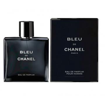 Chanel Bleu De Chanel Eau De Parfum Pour Homme Парфюмированная вода 100 ml подтекает (32531)