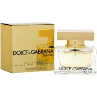 Dolce&Gabbana The One Парфюмированная вода 30 ml (3423473020981)