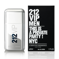 Carolina Herrera 212 Vip Men Туалетная вода 50 ml New Pack (8411061869253)