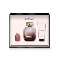 Nina Ricci Nina L'extase Набор (Парфюмированная вода 80 ml + Лосьон для тела 100 ml + Парфюмированная вода 10 ml)  (3137370322160)