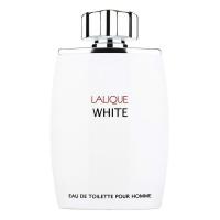 Lalique White Набор (Туалетная вода 75 ml + Гель для душа 150 ml)  (7640171199542)