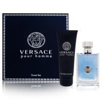 Versace Pour Homme Набор (Туалетная вода 100 ml + Шампунь 150 ml)  (8011003842025)