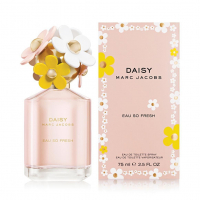 Marc Jacobs  Daisy So Fresh Туалетная вода 75 ml  (3607342221161)