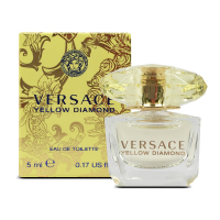 Versace Yellow Diamond Туалетная вода 5 ml Mini  (8011003806423)