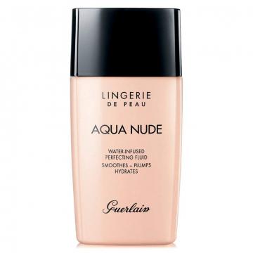 Guerlain Lingerie De Peau Aqua Nude Fond De Teint Fluide Perfecteur - №03n Naturel 30 ml  (3346470423879)