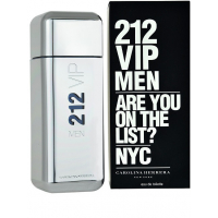 Carolina Herrera 212 Vip Men Туалетная вода 30 ml  Без Целлофана  (18419)