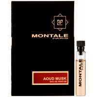 Montale Aoud Musk Парфюмировання вода 2 ml Пробник  (20358)