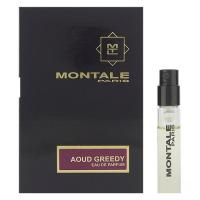 Montale Aoud Greedy Парфюмировання вода 2 ml Пробник  (20562)