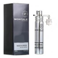 Montale Wood&spices Парфюмировання вода 20 ml  Без Упаковки