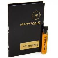 Montale Aoud Ambre Парфюмировання вода 2 ml Пробник  (34348)