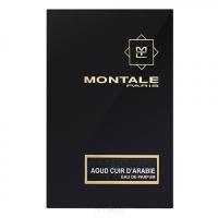 Montale Aoud Cuir D`arabie Парфюмировання вода 2 ml Пробник  (34349)