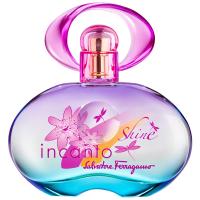 Salvatore Ferragamo Incanto Shine Туалетная вода 100 ml Тестер Брак Упаковки  (34419)