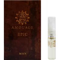 Amouage Epic Man Парфюмированная вода 2 ml Пробник (701666929215)