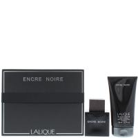 Lalique Encre Noire Набор (Туалетная вода 100 ml + Гель для душа 150 ml) Брак Упаковки