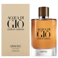 Giorgio Armani Acqua Di Gio Absolu Парфюмированная вода 125 ml (3614271992932)