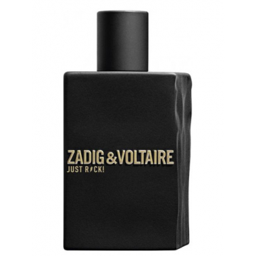 Zadig & Voltaire Just Rock For Him Туалетная вода 50 ml